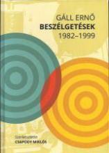 BESZÉLGETÉSEK 1982-1999 - Ekönyv - GÁLL ERNŐ