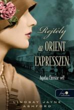 REJTÉLY AZ ORIENT EXPRESSZEN - Ekönyv - ASHFORD, LINDSAY JAYNE