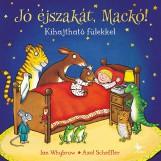JÓ ÉJSZAKÁT, MACKÓ! - KIHAJTHATÓ FÜLEKKEL - Ekönyv - WHYBROW, IAN