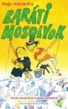BARÁTI MOSOLYOK - Ekönyv - NAGY ALEXANDRA