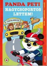 PANDA PETI NAGYCSOPORTOS LETTEM! - Ekönyv - BOZSIK ROZÁLIA LUCA
