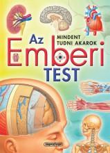 AZ EMBERI TEST - MINDENT TUDNI AKAROK! - Ekönyv - NAPRAFORGÓ KÖNYVKIADÓ