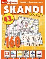 ZSEBREJTVÉNY SKANDI KÖNYV 43. - Ekönyv - CSOSCH KFT.