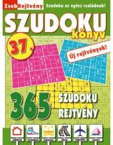 ZSEBREJTVÉNY SZUDOKU KÖNYV 37. - Ekönyv - CSOSCH KFT.