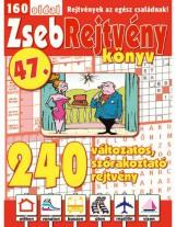 ZSEBREJTVÉNY KÖNYV 47. - Ekönyv - CSOSCH KFT.