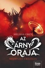 AZ ÁRNY ÓRÁJA (MIDNIGHT-TRILÓGIA 2. RÉSZ) - Ekönyv - MELISSA GREY