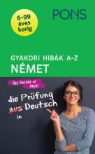 GYAKORI HIBÁK A-Z - NÉMET (PONS) - Ekönyv - DÖMŐK SZILVIA, GOTTLIEB ÉVA