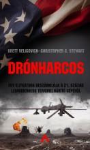 DRÓNHARCOS - Ekönyv - VELICOVICH BRETT- STEWART CHRISTOPHER S.