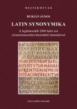 LATIN SYNONYMIKA - Ekönyv - BURIÁN JÁNOS