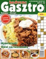 KEDVENC GASZTRO - REJTVÉNY + RECEPT 2017/4. - Ekönyv - CSOSCH KFT.