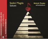 SZILUETT - HANGOSKÖNYV - Ekönyv - SZABÓ MAGDA