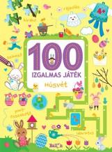 100 IZGALMAS JÁTÉK - HÚSVÉT - Ebook - KOLIBRI GYEREKKÖNYVKIADÓ KFT.