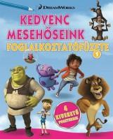 KEDVENC MESEHŐSEINK FOGLALKOZTATÓFÜZETE 1. - Ekönyv - NAPRAFORGÓ KÖNYVKIADÓ