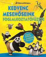 KEDVENC MESEHŐSEINK FOGLALKOZTATÓFÜZETE 2. - Ekönyv - NAPRAFORGÓ KÖNYVKIADÓ
