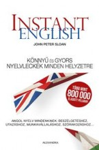 INSTANT ENGLISH - Ekönyv - SLOAN, JOHN PETER