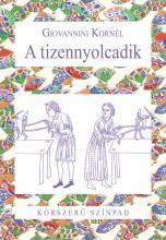 A TIZENNYOLCADIK - KÓRSZERŰ SZÍNHÁZ - Ekönyv - GIOVANNINI KORNÉL