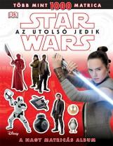 STAR WARS AZ UTOLSÓ JEDIK - A NAGY MATRICÁS ALBUM - Ekönyv - KOLIBRI / STAR WARS