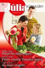 Júlia különszám 85. kötet - Ekönyv - Amber Page, Brenda Harlen, Caitlin Crews