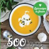 500 LEVES - EGÉSZSÉGES ÉS FINOM - Ebook - BLAKE, SUSANNAH