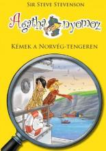 AGATHA NYOMOZ 10. - KÉMEK A NORVÉG-TENGEREN - Ekönyv - STEVENSON, SIR STEVE