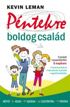 PÉNTEKRE BOLDOG CSALÁD - Ekönyv - LEMAN, KEVIN