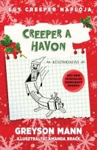CREEPER A HAVON - EGY CREEPER NAPLÓJA KÜLÖNKIADÁS - Ekönyv - MANN, GREYSON