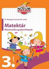MATEKTÁR-HARMADIK OSZTÁLYOSOKNAK - Ekönyv - .