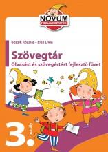 SZÖVEGTÁR-HARMADIK OSZTÁLYOSOKNAK - Ekönyv - YOYO BOOKS