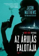 AZ ÁRULÁS PALOTÁJA - Ekönyv - JASON MATTHEWS