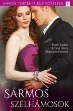 Sármos szélhámosok - 3 történet 1 kötetben - Ekönyv - Karen Leabo, Emma Darcy, Stephanie Howard