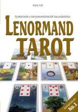 LENORMAND TAROT - GYAKORLATOK A KÁRTYAKOMBINÁCIÓK HASZNÁLATÁHOZ - Ekönyv - KŐRÖS EDIT