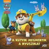 MANCS ŐRJÁRAT - A KUTYIK MEGMENTIK A NYUSZIKAT - Ekönyv - JCS MÉDIA KFT