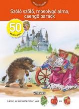 Klasszikusok 50 matricával - Szóló szőlő, mosolygó alma, csengő barack - Ekönyv - NAPRAFORGÓ KÖNYVKIADÓ