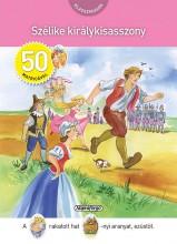 Klasszikusok 50 matricával - Szélike királykisasszony - Ekönyv - NAPRAFORGÓ KÖNYVKIADÓ