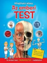 KIHAJTHATÓ ATLASZ-AZ EMBERI TEST - Ekönyv - .