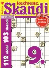 KEDVENC SKANDI KÖNYV 9. - Ekönyv - CSOSCH KFT.