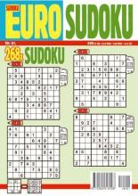 EURO SUDOKU 2018/1 - Ekönyv - CSOSCH KFT.