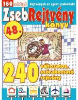ZSEBREJTVÉNY KÖNYV 48. - Ekönyv - CSOSCH KFT.