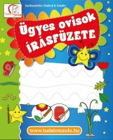 ÜGYES OVISOK ÍRÁSFÜZETE - Ekönyv - DEÁKNÉ B. KATALIN