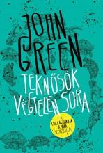 TEKNŐSÖK VÉGTELEN SORA - FŰZÖTT - Ekönyv - GREEN, JOHN