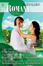 Romana különszám 86. kötet - Ekönyv - Maisey  Yates, Kimberly Lang, Christy McKellen