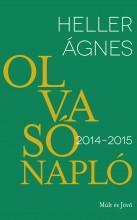 OLVASÓNAPLÓ 2014-2015 - Ekönyv - HELLER ÁGNES