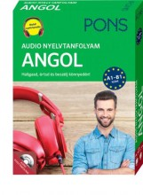 AUDIO NYELVTANFOLYAM - ANGOL (PONS) - Ekönyv - KLETT KIADÓ