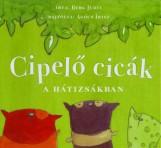 CIPELŐ CICÁK A HÁTIZSÁKBAN   (KIS ALAKÚ) - Ekönyv - BERG JUDIT
