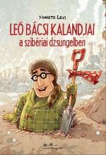 LEÓ BÁCSI KALANDJAI A SZIBÉRIAI DZSUNGELBEN - Ekönyv - LEVI, YANNETS