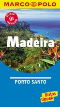 MADEIRA - PORTO SANTO - MARCO POLO - ÚJ TARTALOMMAL! - Ekönyv - CORVINA KIADÓ