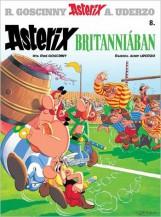 ASTERIX 8. - ASTERIX BRITANNIÁBAN - Ekönyv - MÓRA KÖNYVKIADÓ