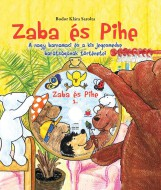 ZABA ÉS PIHE - Ekönyv - BODOR KLÁRA SAROLTA