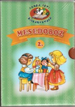 PANDA PETI KISKÖNYVTÁRA - MESEDOBOZ 2 - Ekönyv - YOYO BOOKS