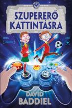 SZUPERERŐ KATTINTÁSRA - Ekönyv - BADDIEL, DAVID